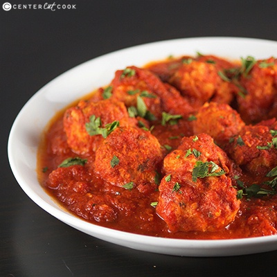 Slow cooker turkey meatballs 2