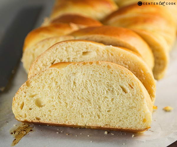 Challah bread 4