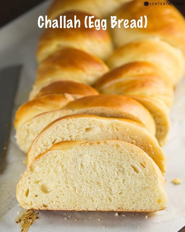 Challah bread 5