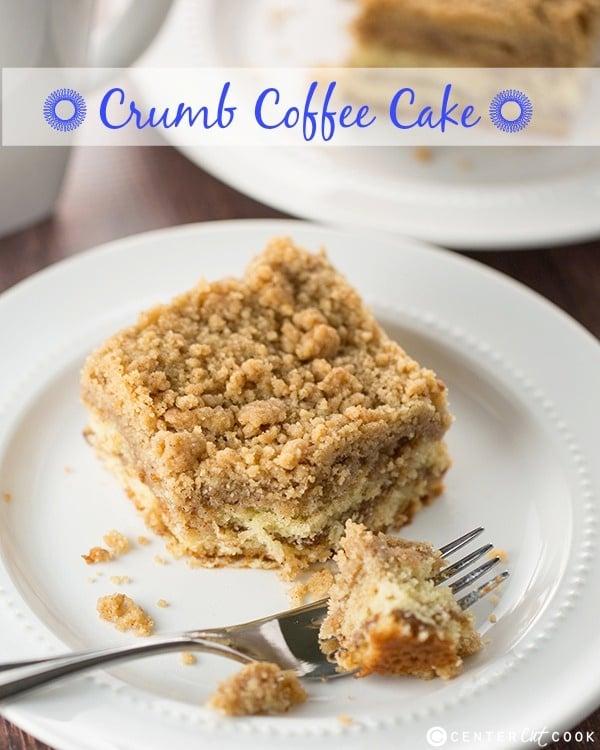 Crumb coffee cake 5