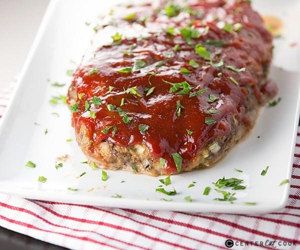 Easy meatloaf 4
