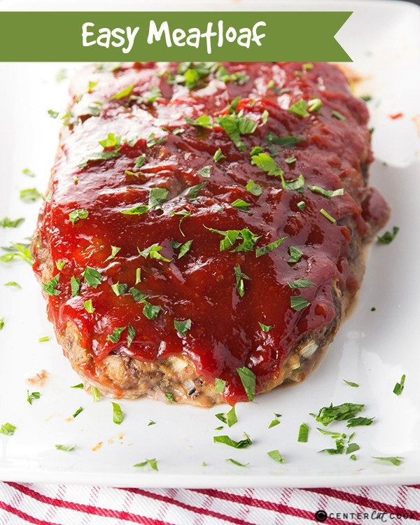 Easy meatloaf 5