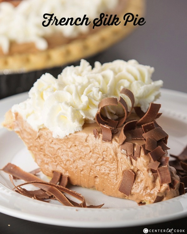 this French Silk Pie is for you! This easy recipe for French Silk Pie ...