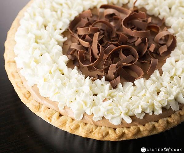 French silk pie 7