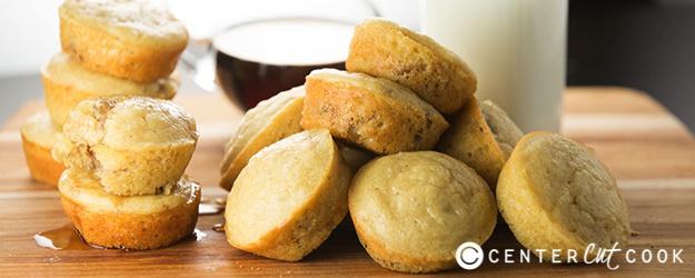 Pancake muffins with sausage recipe pancake muffins with sausage ccuart Image collections