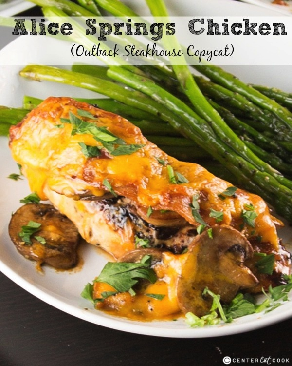 copycat version of Outback Steakhouse's Alice Springs Chicken ...