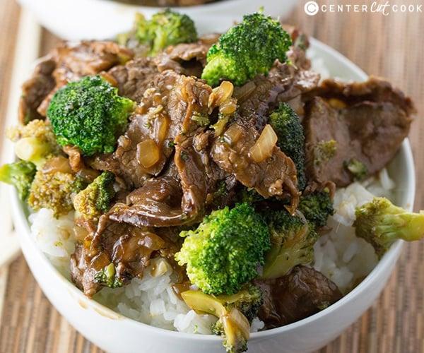 Broccoli beef 4