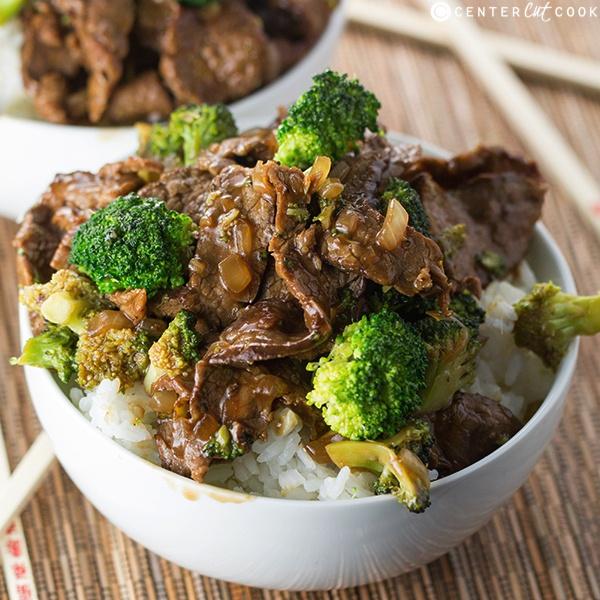 Broccoli beef fb