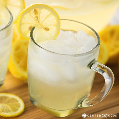 Homemade lemonade 2