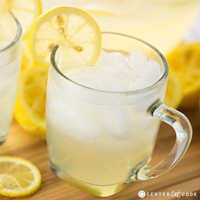 Homemade lemonade 2