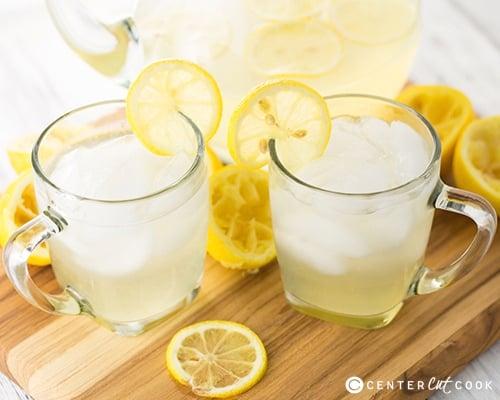 Lemonade recipe, don't forget to try my Frozen Strawberry Lemonade ...