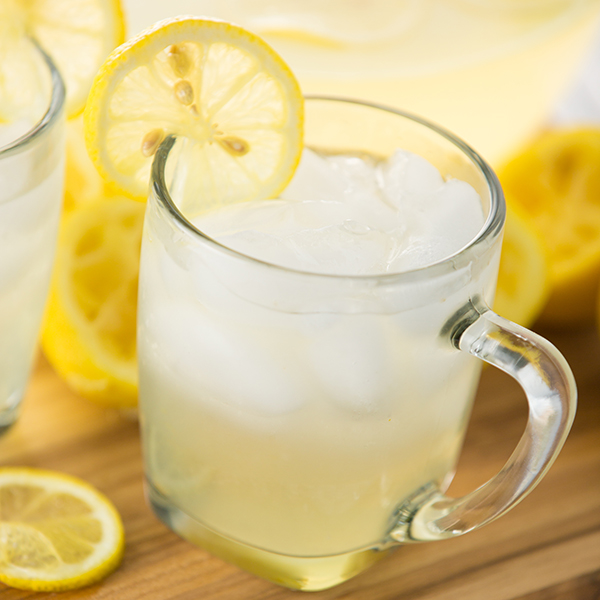 Homemade lemonade fb