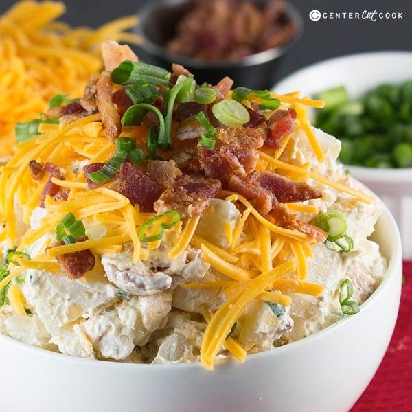 Loaded baked potato salad fb