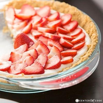 Strawberry pie 2
