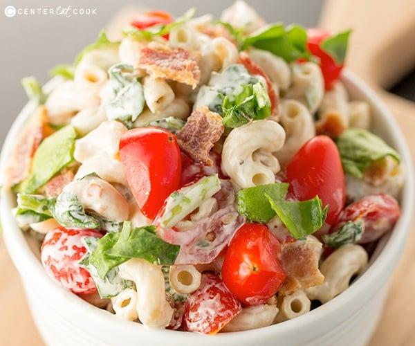 Blt pasta salad 3
