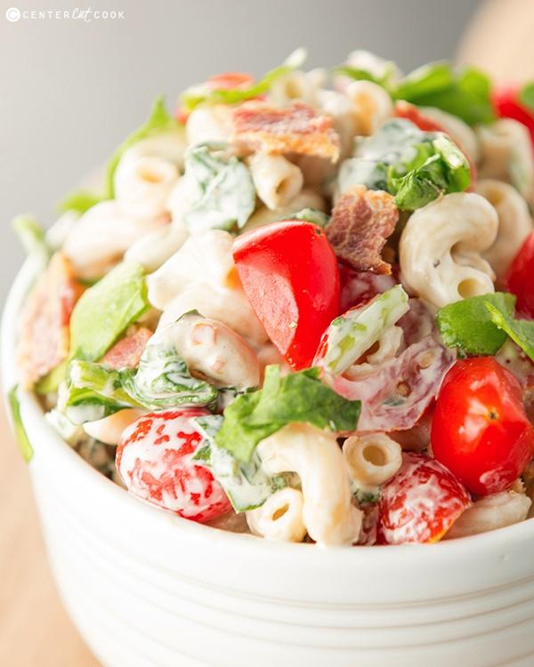 Blt pasta salad 4