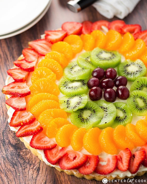 Fruit pizza 3