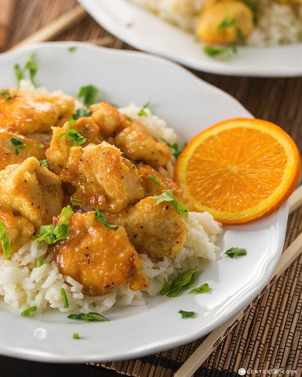 Orange chicken 3