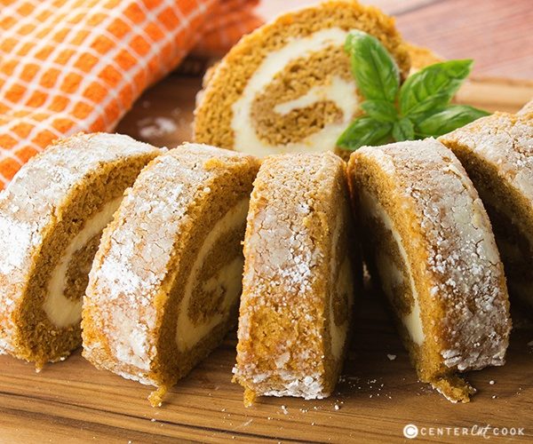 Pumpkin roll 4