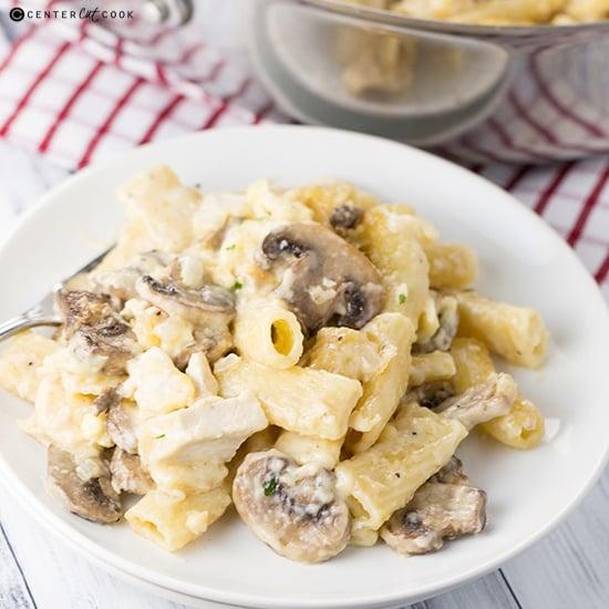 Three cheese pasta bake 5