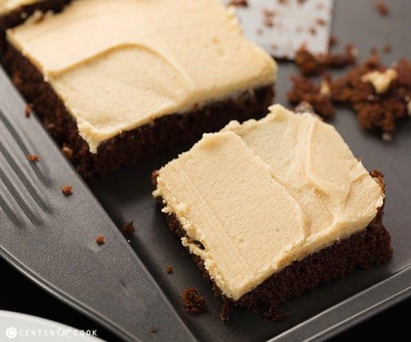 Chocolate sheet cake 3