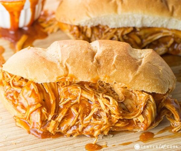 Italian bbq chicken sandwiches 3