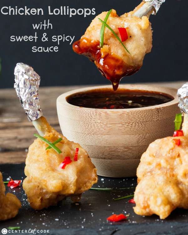 Chicken Lollipops Recipe