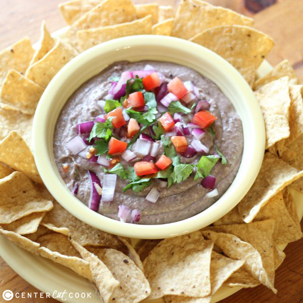 black bean hummus 4