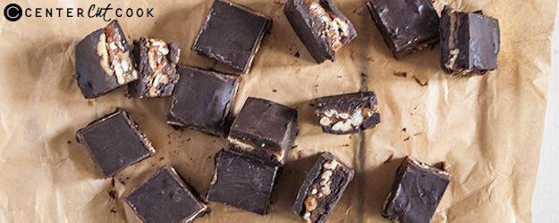 Mocha Turtle Fudge