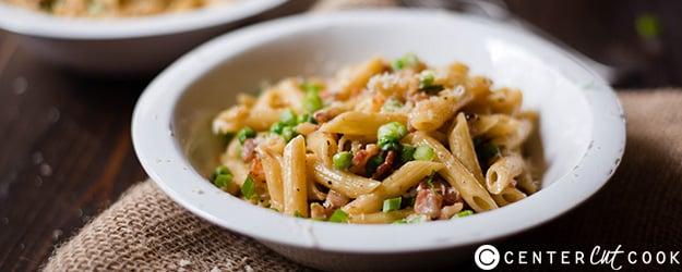 Easy Pasta Carbonara