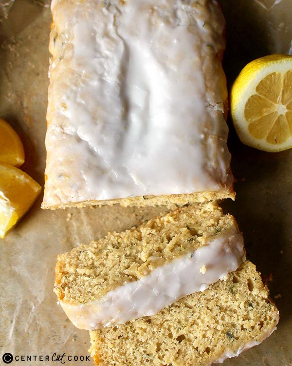 lemon zucchini bread 2