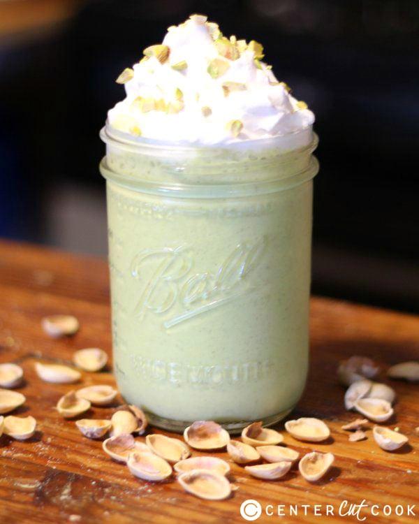 pistachio smoothie 2