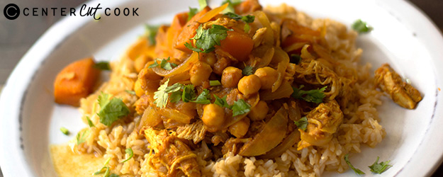 slow cooker chicken curry 1