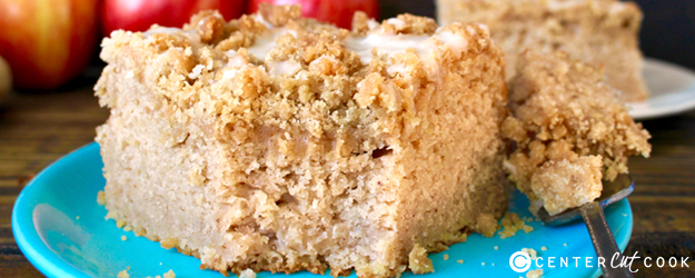 apple cinnamon coffee cake 1