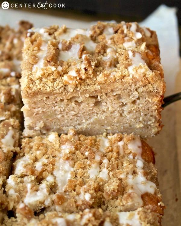 apple cinnamon coffee cake 2