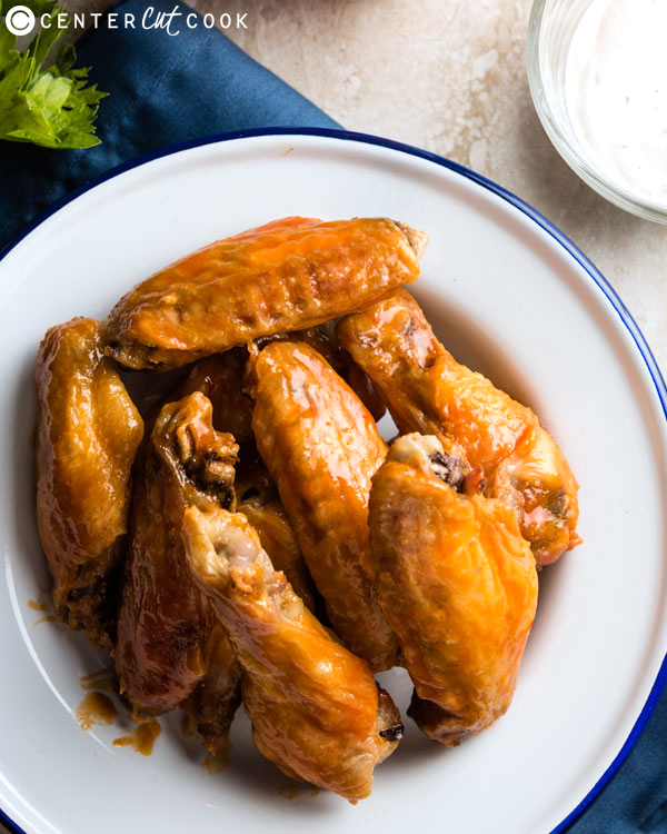 baked buffalo wings 2