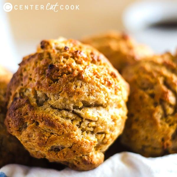 easy cinnamon honey drop biscuits 2
