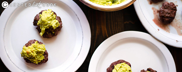 Guacamole Sliders