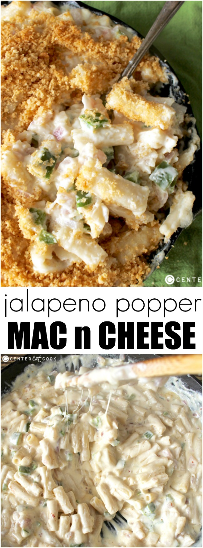jalapeno popper mac and cheese pin