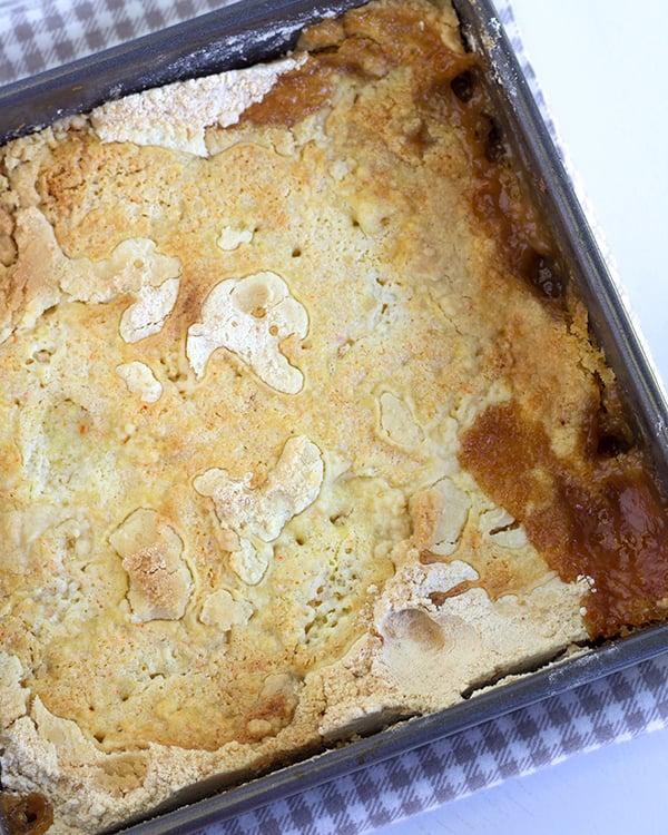 pear dump cake 2