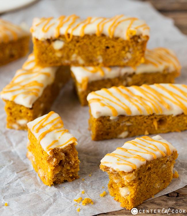 pumpkin blondie fingers 3