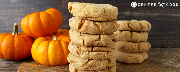 Pumpkin Cheesecake Cookies
