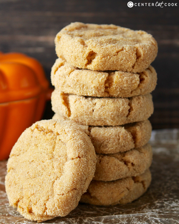 pumpkin cheesecake cookies 2