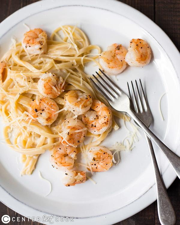 shrimp fetuccine alfredo 3