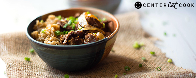 slow cooker mongolian beef 1