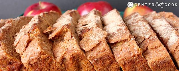 cinnamon apple bread 1