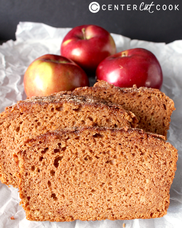 cinnamon apple bread 2