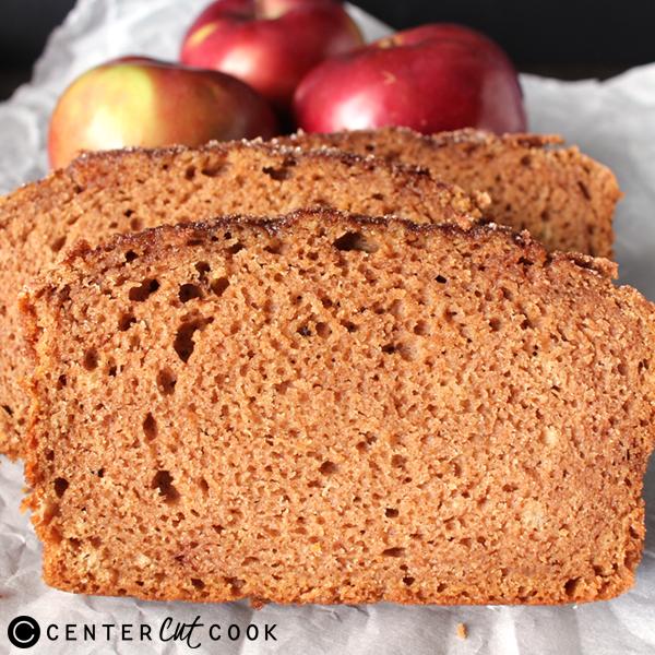 cinnamon apple bread 3