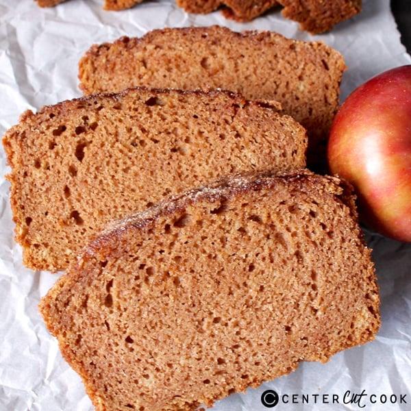 cinnamon apple bread 4