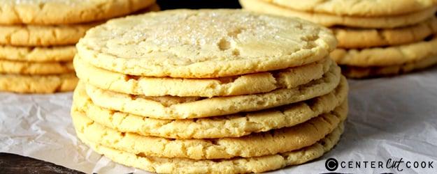 Jumbo Sugar Cookies
